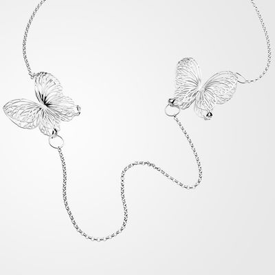 Wings Of Summer, necklace