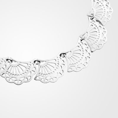 Grandma's Lace, necklace